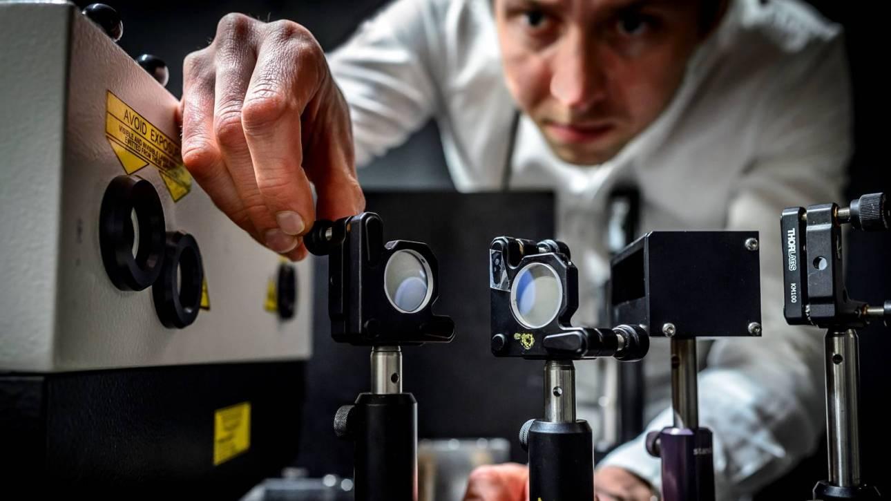 Αυτή είναι η πιο γρήγορη κάμερα στον κόσμο