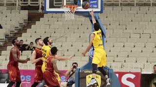 Α1 μπάσκετ: Πρώτη νίκη της ΑΕΚ επί του Ρεθύμνου για τα play offs