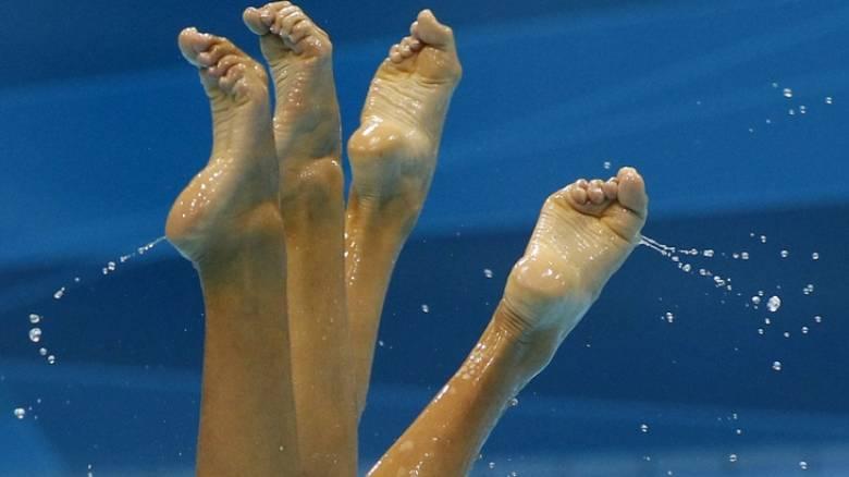 Συγχρονισμένη κολύμβηση: Χάλκινο για Πλατανιώτη-Παπάζογλου στο Τόκιο