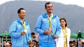 Ιστιοπλοΐα: Χάλκινο μετάλλιο οι Μάντης-Καγιαλής στο Ιέρ της Γαλλίας