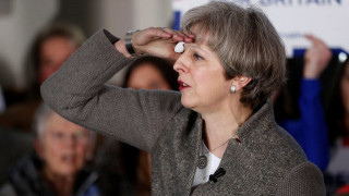 Τερέζα Μέι για τις διαπραγματεύσεις του Brexit: «Δεν ζω σε άλλο γαλαξία»