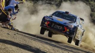 WRC: Νίκη του Νεβίλ στα τελευταία μέτρα του ράλυ Αργεντινής (vid)