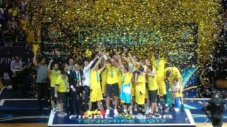 Basket Champions League: Η Τενερίφη νίκησε την Μπάνβιτ στον τελικό (vid)