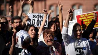 Αργεντινή: Οι «Μητέρες της Πλατείας του Μαΐου» είναι ακόμη εδώ (pics)