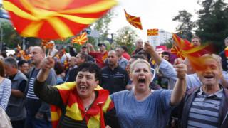Φόβοι για αναταράξεις στα Βαλκάνια από τυχόν καταιγίδα στα Σκόπια