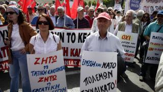 Με τρεις συγκεντρώσεις τιμήθηκε η Εργατική Πρωτομαγιά στην Πάτρα