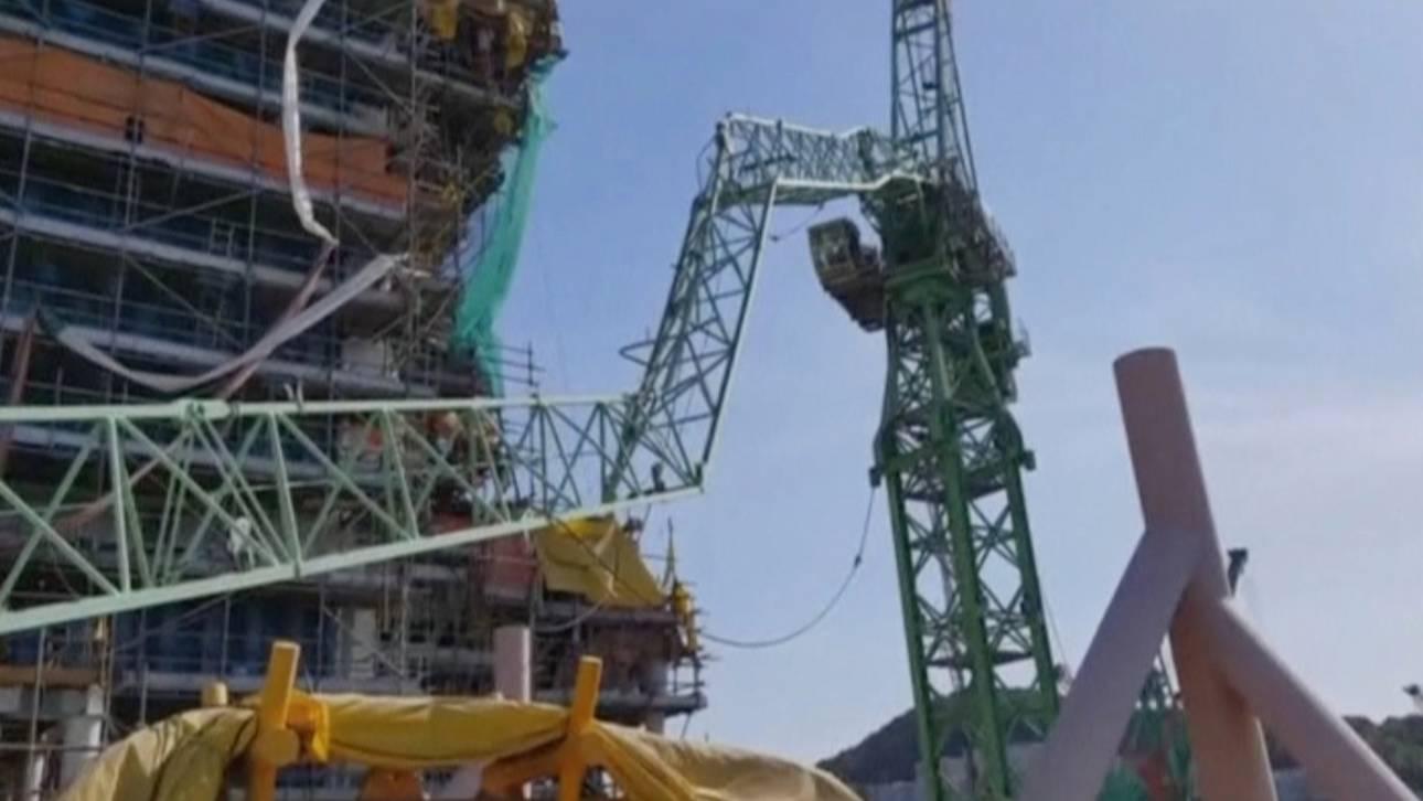 Πέντε νεκροί και 20 τραυματίες σε δυστύχημα σε ναυπηγείο στη Νότια Κορέα (pics)