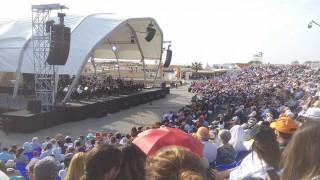 Καταχειροκροτήθηκε η φιλαρμονική του Βερολίνου στην Κύπρο