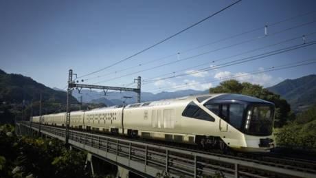 Shiki-shima: Το παραμυθένιο τρένο της Ιαπωνίας ξεκίνησε το ταξίδι του (vid&pics)