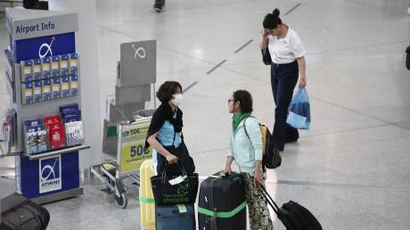Αύξηση της κίνησης στα αεροδρόμια σε σχέση με το 2016