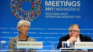 Το ΔΝΤ επιμένει πως χωρίς ελάφρυνση χρέους συμφωνία δεν υπάρχει
