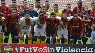 Ενός λεπτού σιγή, μυστικά από τον διαιτητή, για τα θύματα στη Βενεζουέλα (vid)