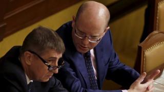 Πολιτική κρίση στην Τσεχία - Ο πρωθυπουργός παραιτήθηκε
