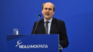 Χατζηδάκης: Οι συμφωνίες δεν είναι γραμμένες σε πέτρα...