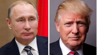 Τηλεφωνική επικοινωνία Τραμπ-Πούτιν - Τι συμφώνησαν για τη Βόρεια Κορέα