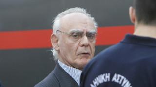 Την Πέμπτη αποφυλακίζεται ο Άκης Τσοχατζόπουλος