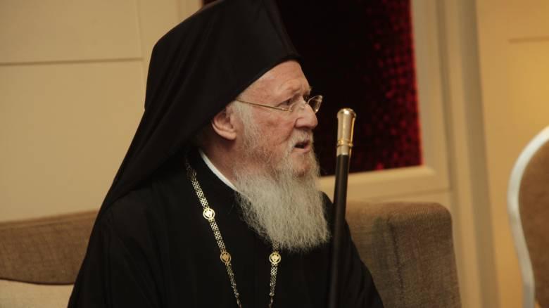 Επίσκεψη του Οικουμενικού Πατριάρχη Βαρθολομαίου στη Σμύρνη