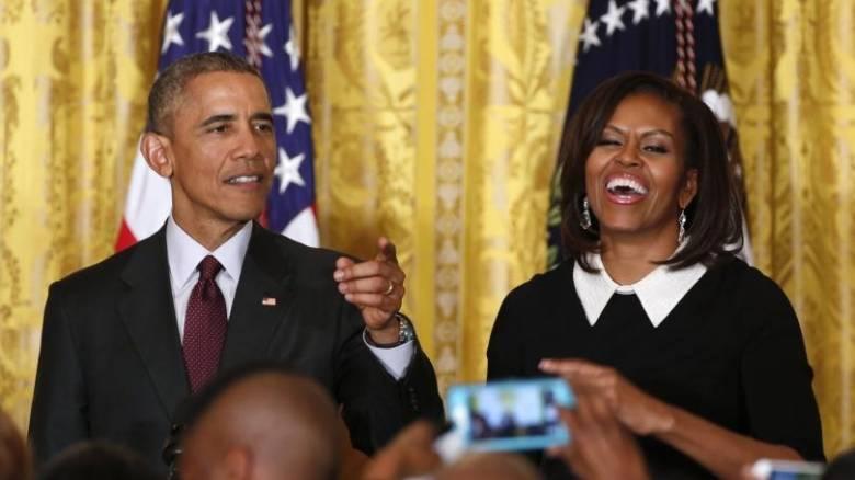 H αποκάλυψη για τον Ομπάμα - Είχε κάνει πρόταση γάμου σε άλλη γυναίκα
