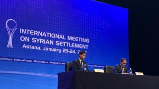 Η συριακή αντιπολίτευση επιστρέφει στις ειρηνευτικές συνομιλίες στην Αστάνα
