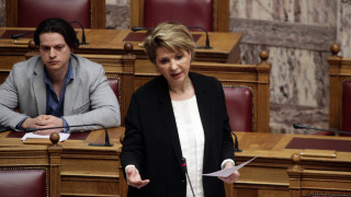 Ο. Γεροβασίλη: Βήμα εξόδου από τα μνημόνια η συμφωνία
