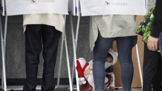 Νότια Κορέα: Ξεκίνησε η πρώτη φάση των προεδρικών εκλογών (pics)