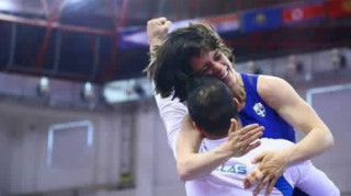 Χάλκινο η Πρεβολαράκη στο Ευρωπαϊκό πρωτάθλημα πάλης