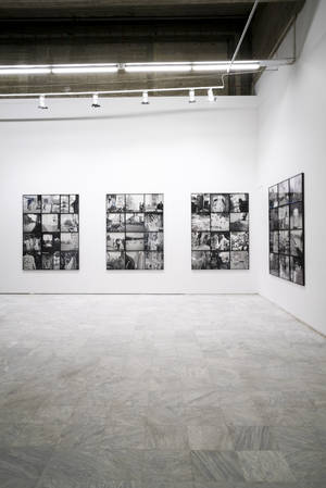Akinbode Akinbiyi, Passageways Involuntary Narratives And Sound of grounded spaces