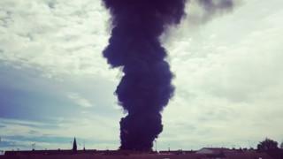 Ισπανία: Ισχυρές εκρήξεις σε εργοστάσιο - Aρκετοί οι τραυματίες (pics&vids)