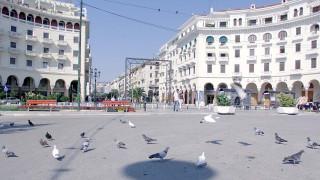 Πώς η πλατεία Αριστοτέλους στη Θεσσαλονίκη θα μετατραπεί σε γήπεδο