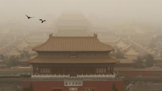 Κίνα: Αμμοθύελλα πλήττει τη χώρα - Εντυπωσιακές φωτογραφίες