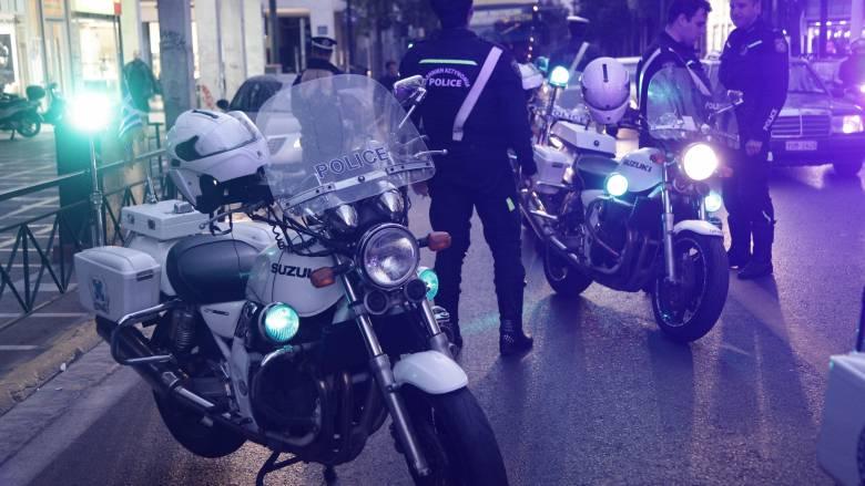 Επιχείρηση της αστυνομίας στη δ. Αττική για τη σπείρα με τα χρηματοκιβώτια