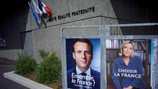 Γαλλία: Αυξημένα τα ποσοστά του Εμανουέλ Μακρόν σε νέα δημοσκόπηση