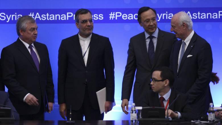Συρία: Η αντιπολίτευση αρνήθηκε τη ρωσική συμφωνία για ζώνες ασφαλείας
