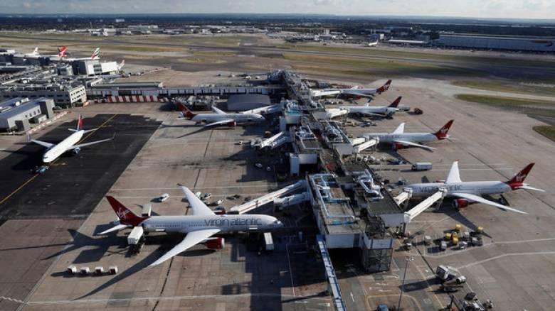 Λονδίνο: Λήξη συναγερμού στο αεροδρόμιο Χίθροου