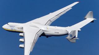 Νέα αποστολή για το μεγαλύτερο αεροπλάνο του κόσμου (pics)