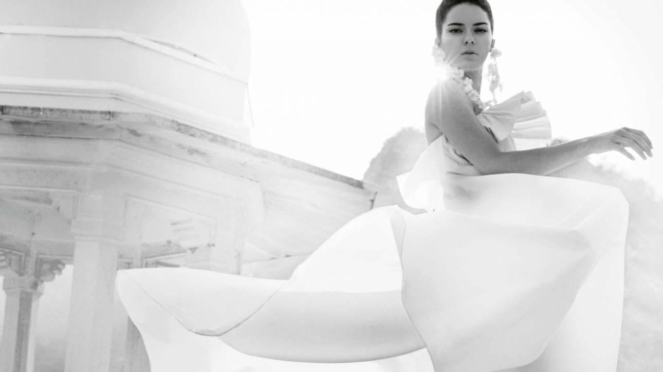 Κένταλ Τζένερ: Εξοργίζει την Ινδία με το εξώφυλλο της στη Vogue