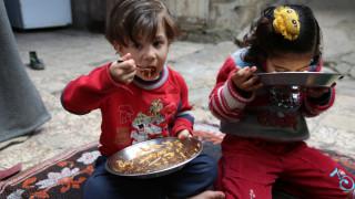 Έκθεση ΟΗΕ: Η αύξηση των επισιτιστικών κρίσεων πυροδοτεί τη μετανάστευση (pics&vid)