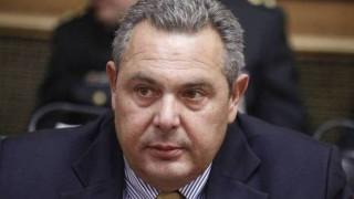Καμμένος: Η Ελλάδα αντιμετωπίζει με στρατηγική ψυχραιμία τις εμμονές της Τουρκίας