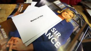 Γαλλικές εκλογές: Παρατυπίες καταγγέλλει η Λεπέν