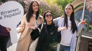 Βόλτα στο Κίεβο με μόνο οδηγό τα Google apps