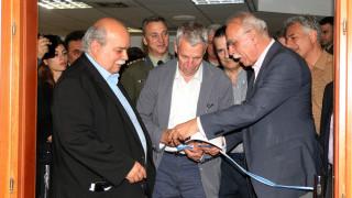 Θεσσαλονίκη: Χώρο μνήμης στο παλιό «κολαστήριο» εγκαινίασε ο Βούτσης