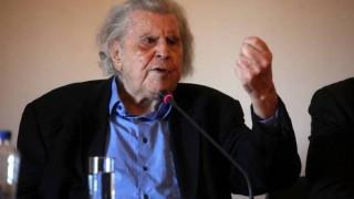 Μίκης Θεοδωράκης: Ο Τσίπρας είναι ο εγκέφαλος για την επιβολή του Μαδουρισμού στην χώρα μας