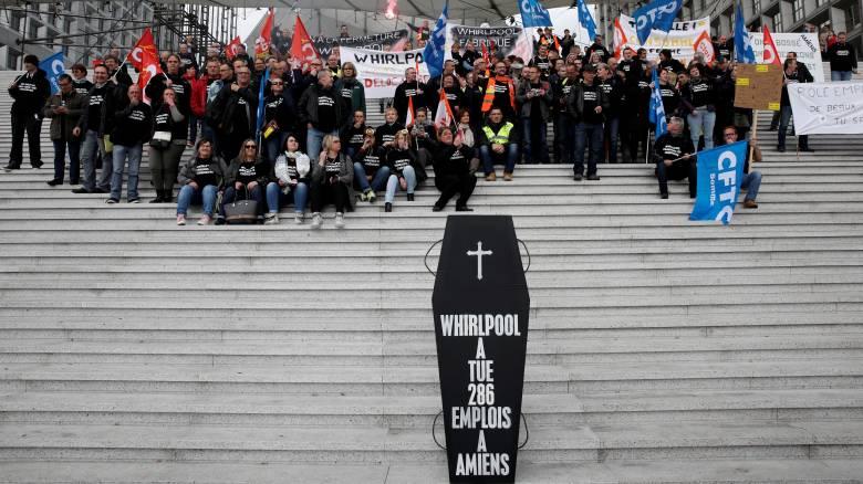 Γαλλία: Έληξε η απεργία στο εργοστάσιο σύμβολο της προεκλογικής εκστρατείας