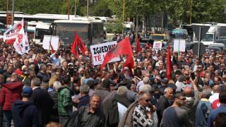 Καζάνι που βράζει η Αλβανία