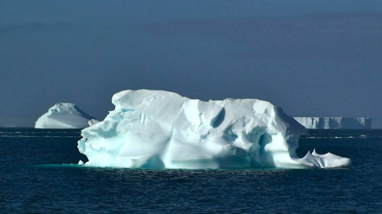 Θέλουν να ρυμουλκήσουν στα Αραβικά Εμιράτα παγόβουνο από την Ανταρκτική