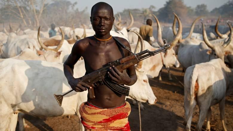 Νότιο Σουδάν: Ανθρωπιστική καταστροφή εξαιτίας του λιμού φοβούνται οι ΜΚΟ