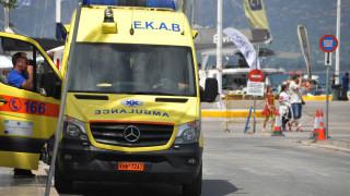 Τραγωδία στην Αχαΐα: Νεκρός εργάτης που καταπλακώθηκε από τόνους σίδερο