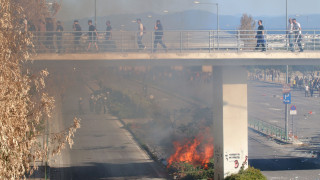 Κύπελλο Ελλάδας: Σοβαρά επεισόδια στον τελικό - Πετροπόλεμος και δακρυγόνα
