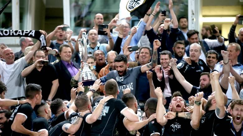 Κύπελλο Ελλάδας: Ο ΠΑΟΚ νίκησε με 2-1 την ΑΕΚ στον τελικό
