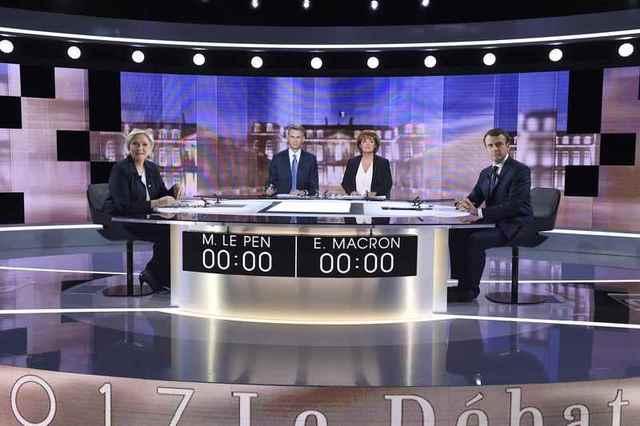 debate france